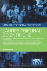 Lauree triennali dell'area scientifica