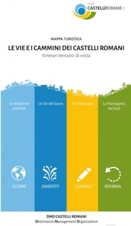 Le vie e i cammini dei Castelli Romani