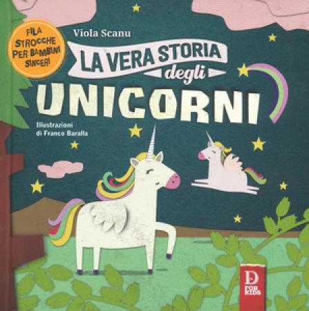 La vera storia degli unicorni
