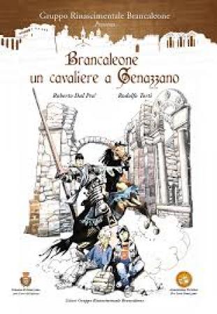 Brancaleone un cavaliere a Genazzano